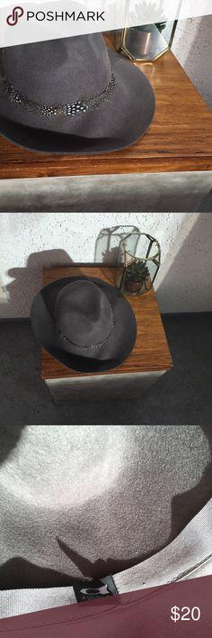 August Hats Feather Trim Floppy Felt Fedora August Hats Feather Trim Floppy Felt Fedora August Hats Accessories Hats