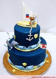 I LOVE the sailor theme! Now to get Em on board (no pun intended.... okay, maybe a little intended.)