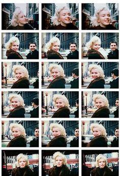 Marilyn Monroe lost film.