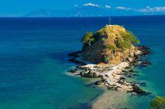 Metinaro Isthmus, East Timor (Timor Leste)