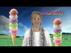 Dr. Jean's Today Is Sunday: Fun Song about Days of the Week including Today is Sunday - YouTube