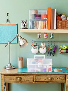 Organize my craft room
