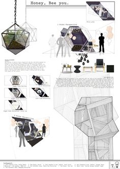 Grand Designs 2013 Presentation Board, Taylor Black ,Diploma of Interior Design & Decoration  #RMIT #CreativeFest
