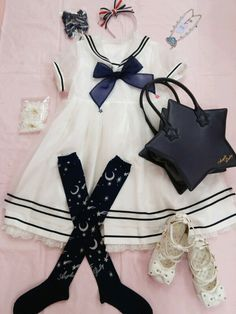 angelic pretty coord fairy marine