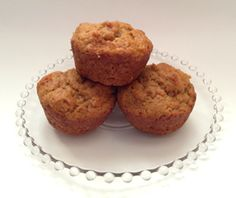 Low Sodium Pumpkin Muffins - LowSodiumHQ Quick, easy and nearly sodium free! Easy to adapt to dairy-free as well.