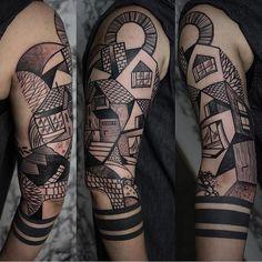 Fresh WTFDotworkTattoo Find Fresh from the Web Artist: @peteraurisch . . #onlyblackart #blackwork #art #black #tattoo #sketch #dotwork #linework #bw #blacktatts #tattooart #tattooflash #tattoos #dots #lines #oriental #ink #traditional #tatuaze #bodymod #arts #engrave #engraving #tattooartist #ornamental #tatuage #illustrator #blackink #geometry #graphics onlyblackart WTFDotWorkTattoo