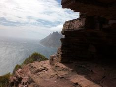 Chapmans peak - in my secret cave St Monica, Table Mountain, Lush Garden, Africa Travel, Cape Town, West Coast, Touring, South Africa, Countries