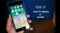 Get complete guide on Download and Install iOS 11 in iPhone 5 5S 6 6 Plus 7 8 alternate ways of Download and install iOS 11
