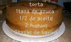 Torta económica Sweet Cakes, Cakes And More, No Bake Cake, Good Food, Food And Drink, Cheese, Chocolate, Pie, Baking