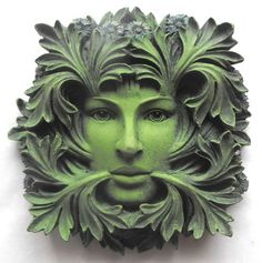 the green lady/man - Google Search