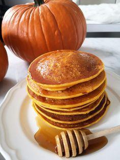 Dyniowe Pancakes – Blog