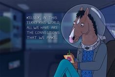 'BoJack Horseman's Underwater Silent Episode Has Elevated The Series Into Art | Decider | Where To Stream Movies & Shows on Netflix, Hulu, Amazon Instant, HBO Go