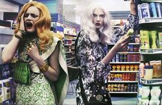supermarket fashion - Google Search