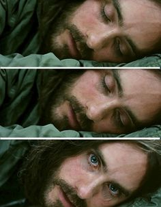 Jared Leto in Mr. Nobody # She take Heaven to the Tram, he go to School, than did she ring my bell and we talk about, there was a man with a sleeping bag on the tramstation, like sometimes. Freitag 12.Juni2015