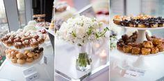 Malaparte Terrace wedding reception doughnuts by Jelly Modern Doughnuts Toronto Wedding, Doughnuts, Special Day, Jelly, Terrace, Wedding Reception, Wedding Photography, The Incredibles, Entertaining