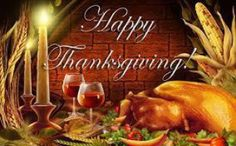 Happy Thanksgiving everyone! be thankful for all your blessings be they small or big. by jobslayers