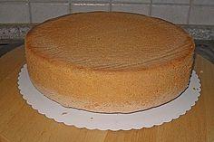 Bäckermeister - Biskuitboden, ein tolles Rezept aus der Kategorie Kuchen. Bewertungen: 209. Durchschnitt: Ø 4,6.