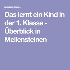 Das lernt ein Kind in der Klasse – Überblick in Meilensteinen - Eloise Davidson Montessori Education, Hiit, Kids And Parenting, Coaching, Amelie, Classroom Ideas, Learning Methods, Learning To Write, Kids Learning