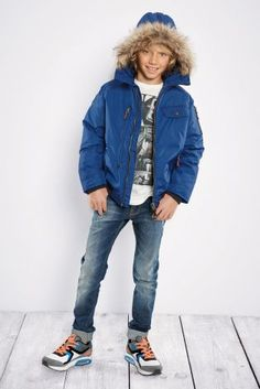 Buy Parka Jacket (3-16yrs) from the Next UK online shop   boys ...