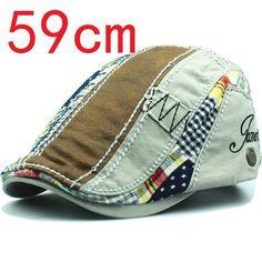 Fashion Beret hat casquette cap Cotton Hats for Men and Women children e4cd0d8003e3