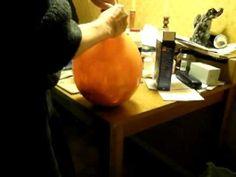 Balloon casting - YouTube