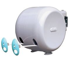 Buy Minky 2 x Outdoor Retractable Reel Washing Line at Argos. Thousands of products for same day delivery or fast store collection. Clothes Drying Racks, Washing Clothes, Outdoor Clothes Lines, Hollow Wall Anchors, Steel Bar, Argos, Basement Remodeling, Washing Lines, Garden Ideas