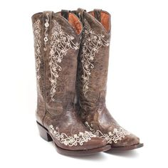 Fiesta Cowgirl Boots