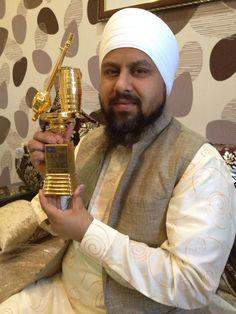 Got My First PTC Punjabi Music Award.