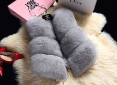 Find More Vests & Waistcoats Information about New 2015 faux fur gilet Winter Coat  Import Whole Peel Fox Fur Vest High Grade Cappa Fur Coat Leisure Shitsuke Women Coat d033,High Quality coat vest,China coat Suppliers, Cheap coated peanut from No.1 New Hot on Aliexpress.com