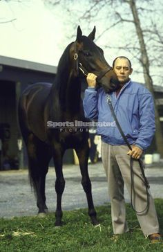 Sham was one of the fastest horses of the 20th century, but was overshadowed by Secretariat.