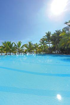 Pool - Shandrani Resort & Spa - Mauritius