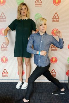 Grace Helbig And Hannah Hart's Guide To Becoming A Superheroine