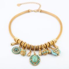 Luxury Gem Necklace