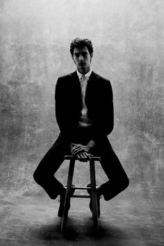 Portrait | Eric Anderson de Wells Weston