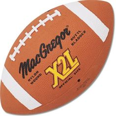 c206db8f0 MacGregor X2L Official Rubber Football    You can find out more details at  the link