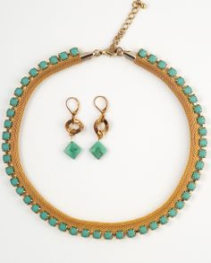 necklace +earrings set http://www.totemshop.in.ua/collection/komplekt/product/komplekt-hrizokolla