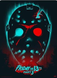 Jason Voorhees-Friday The 13th Part 3-3D............