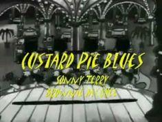 Custard Pie Blues by Sonny Terry & Brownie McGhee