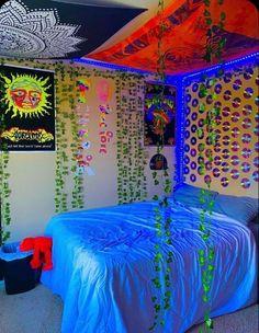 Indie Bedroom, Indie Room Decor, Cute Bedroom Decor, Teen Room Decor, Aesthetic Room Decor, Room Ideas Bedroom, Bedroom Inspo, Aesthetic Indie, Aesthetic Vintage