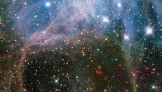 Parece faltar alguma luz ao Universo