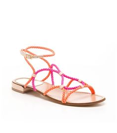 Cordy flats by Stuart Weitzman  Perfect shoes for summer's in Miami
