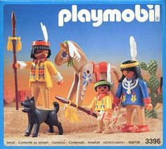 Playmobil  My brother had this