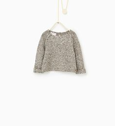 Twist knit sweater-SWEATERS AND CARDIGANS-Baby girl-Baby | 3 months - 3 years-KIDS | ZARA United States