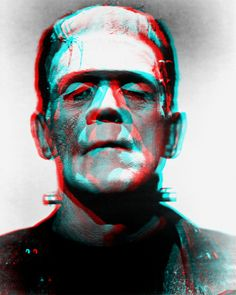 Frankenstien, One of the  Ghouls you may see on Halloween Night....