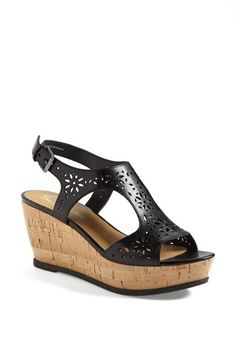 8c3981a81e85 Franco Sarto  Flirt  Sandal (Nordstrom Exclusive) available at  Nordstrom  Formal Shoes