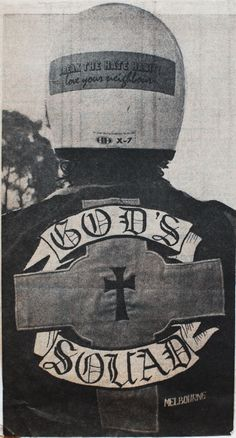 GSCMC is a Christian motorcycle club established in the late 1960s in Sydney, Australia.