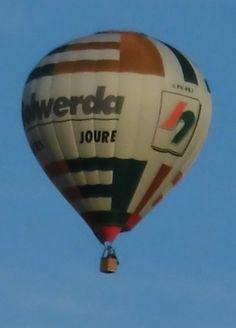 Luchtballon Amersfoort