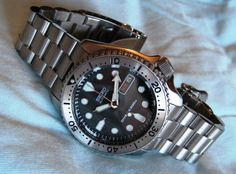 Show off your - Page 396 Seiko Skx, Seiko Watches, Casio Watch, Omega Watch, Rolex, Bracelet Watch, Watches For Men, Mens Fashion, Accessories