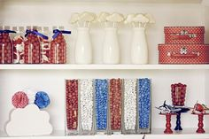 "Disney ""Planes"" Inspired 1st Birthday Party with So Many Darling Ideas via Kara's Party Ideas | KarasPartyIdeas.com #AirplaneParty #Party #Ideas #Supplies (6)"
