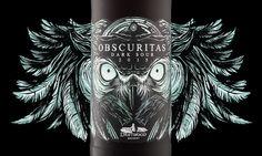 Obscuritas Dark Sour on Behance
